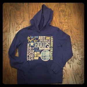 ❤🏀JUSTICE❤🏀Girls sweatshirt